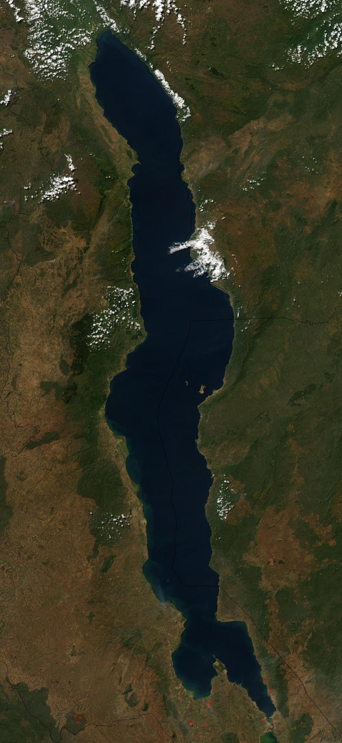 malawi søen